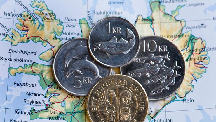 Islandijos krona