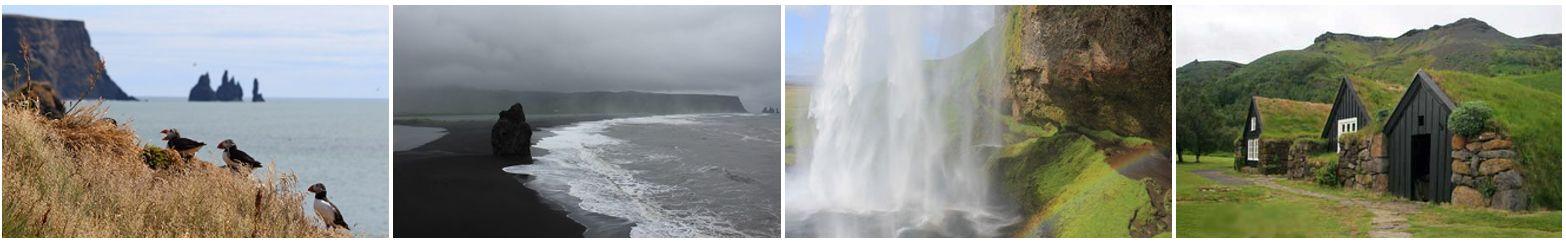 Kelionė į Islandiją 2 diena