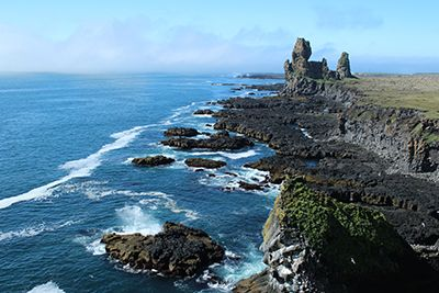 Islandijos pakrantė