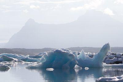 Ledkalniai Islandijoje