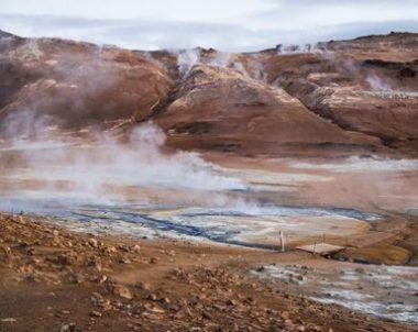 Geoterminė zona