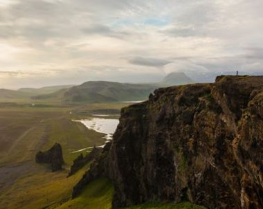 Islandijos kraštovaizdis