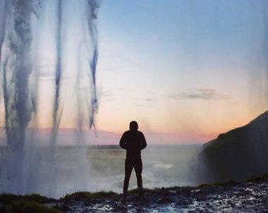 Krioklys Islandija